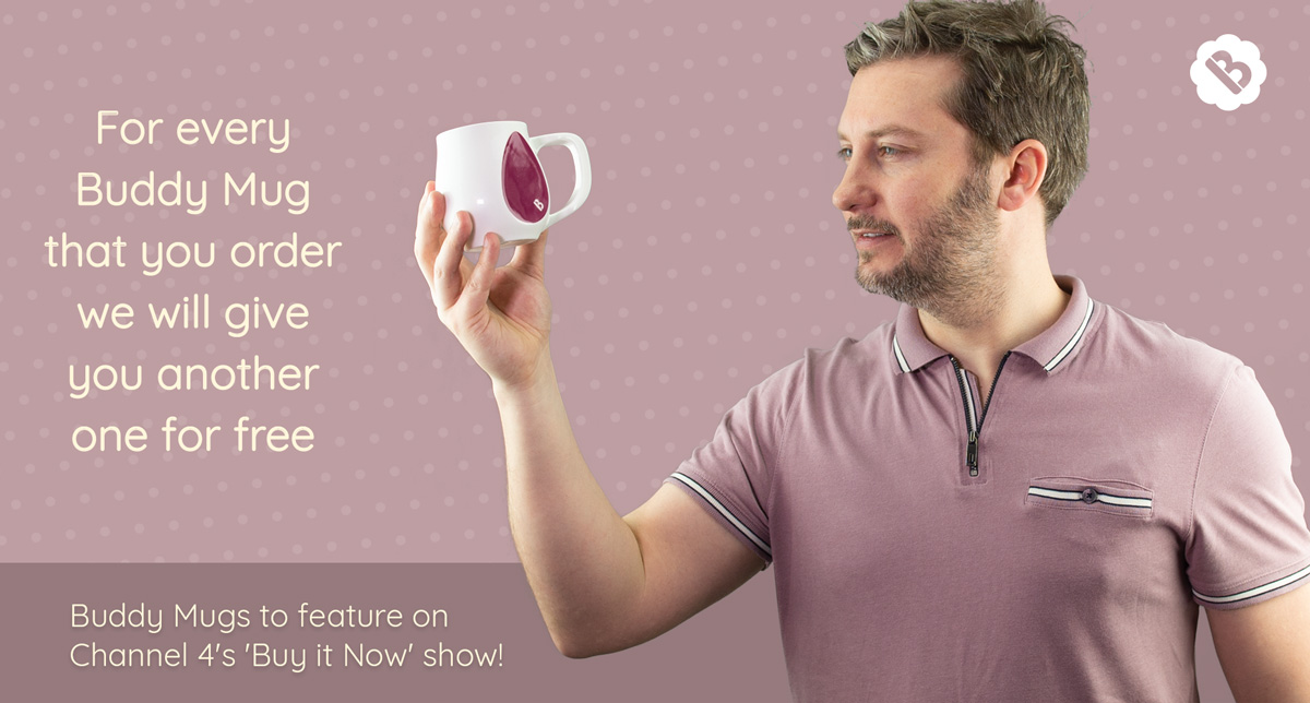 Buddy Mugs | Channel 4 | Buy it Now Show