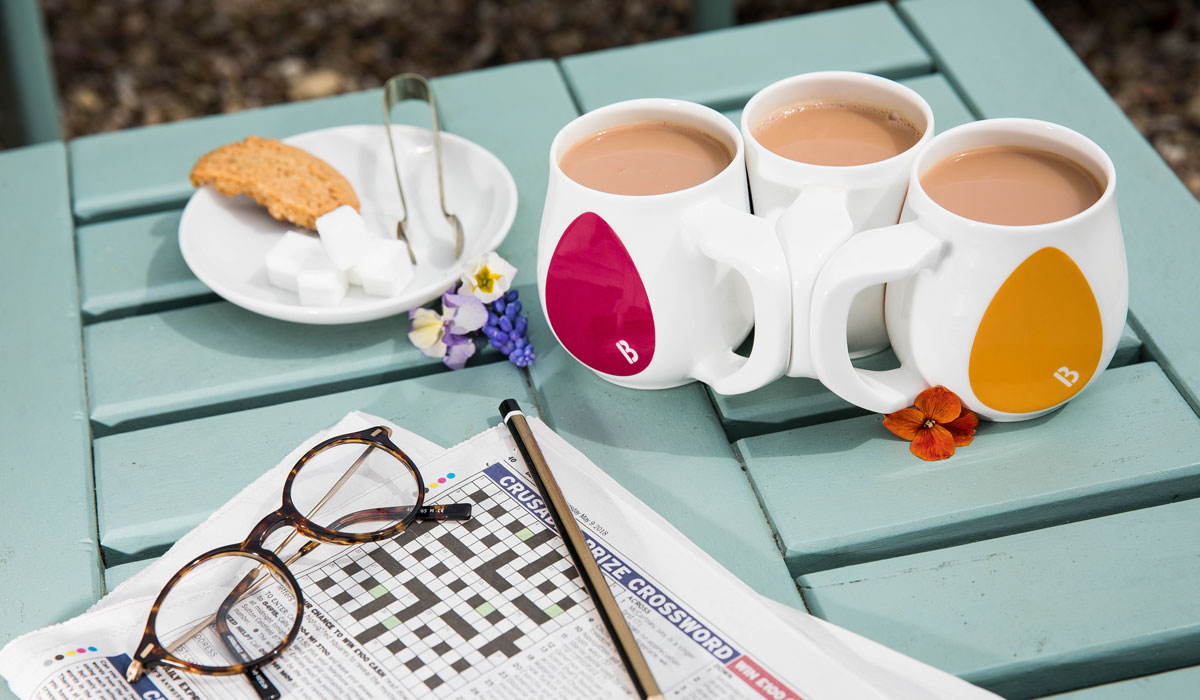 Buddy Mugs | Designer Mugs made in England