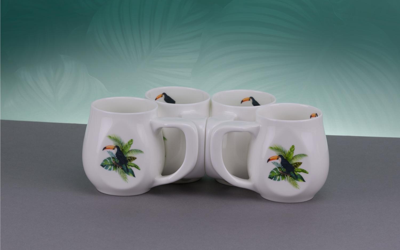 Buddy Mugs - Tropical Toucan