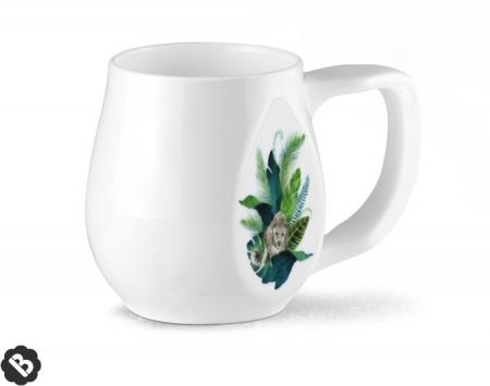 Leopard Buddy Mug