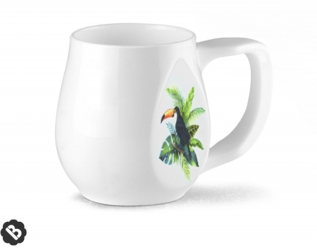 Buddy Mugs Toucan - Jungle Collectionn