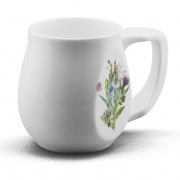 Ceramic butterfly coffee mugs perfect as a novelty mug gift